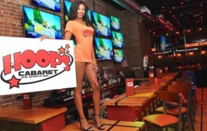 GRAND OPENING OF HOOPS CABARET AND SPORTS BAR IN NYC, THURSDAY, OCTOBER 6TH