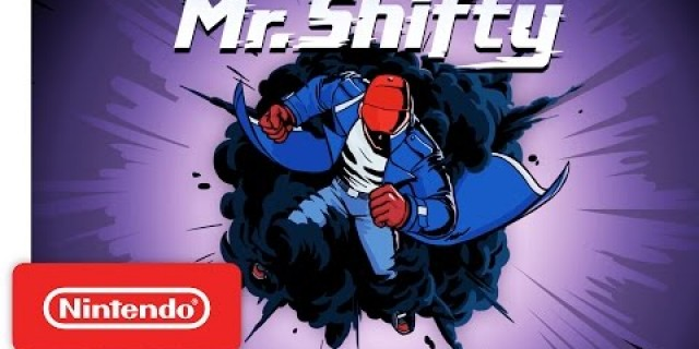 Trailer: Mr. Shifty for Nintendo Switch
