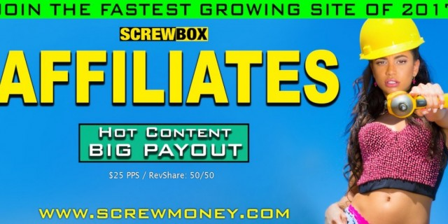 Screwbox.com Debuts Screwmoney Affiliate Program