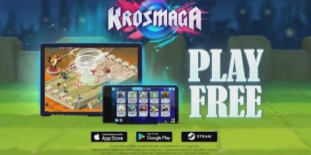 Krosmaga – The Card Game of the Gods!