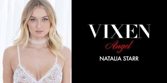 VIXEN.com Announces Natalia Starr as their Newest VIXEN Angel
