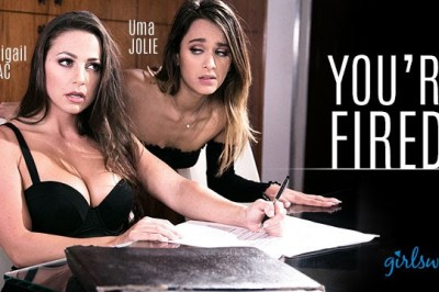 Abigail Mac, Uma Jolie in You're Fired