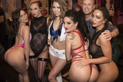 Top 30 Porn Stars at 2018 AVN Adult Entertainment Expo