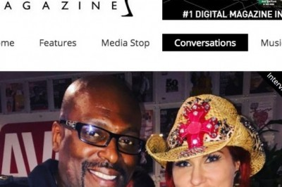 Power Couple Savana Styles & Lexington Steele Interviewed by Mainstream Hip Hop Mag The Hype