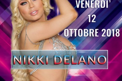 Nikki Delano Continues Italy Feature Tour & Wins Big at NightMoves Awards