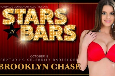 Brooklyn Chase Does Stars in Bars at Archibald's in Washington D.C. Thursday Night