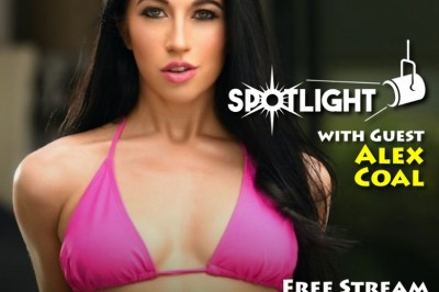Alex Coal Appearing Live on EXXXOTICA.tv Tomorrow Night