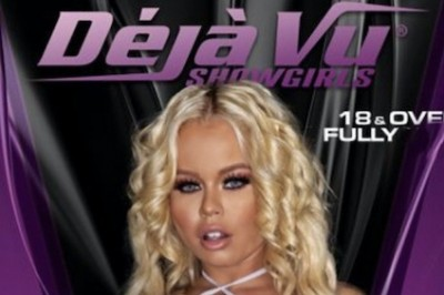 Nikki Delano Featuring This Weekend at Déjà Vu Showgirls in Oklahoma City