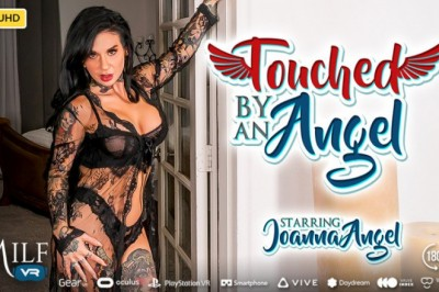 Joanna Angel Stars in 'Touched by an Angel' for MILF VR