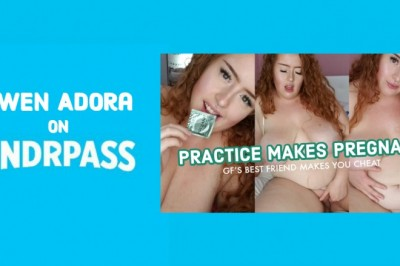 Gwen Adora Uploads Popular 'Practice Makes Pregnant' Series to Undrpass Platform