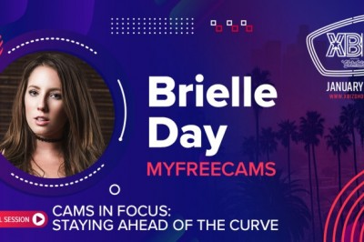 Brielle Day Brings Her Cam Experience & Knowledge to XBIZ 2021 Panel