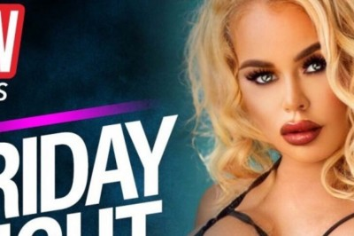 Spend Friday Night with Superstar Nikki Delano & Watch Her Live on AVN Stars